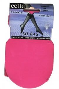 Mi-bas Chambord, coloris candy