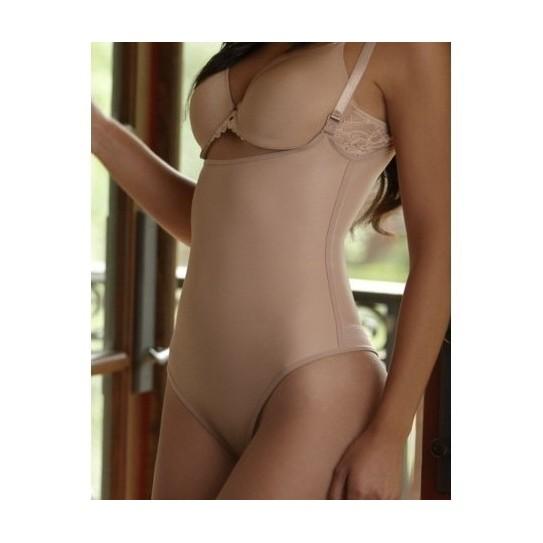 Body string Sculptant Samba Slimsuit nude