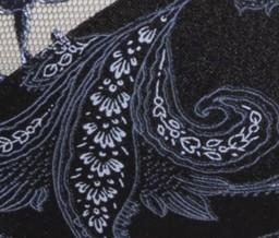 04 Noir/Bleu